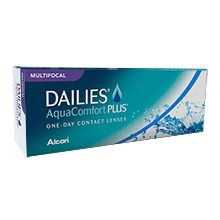 Dailies® AquaComfort Plus® Multifocal 30 Pack