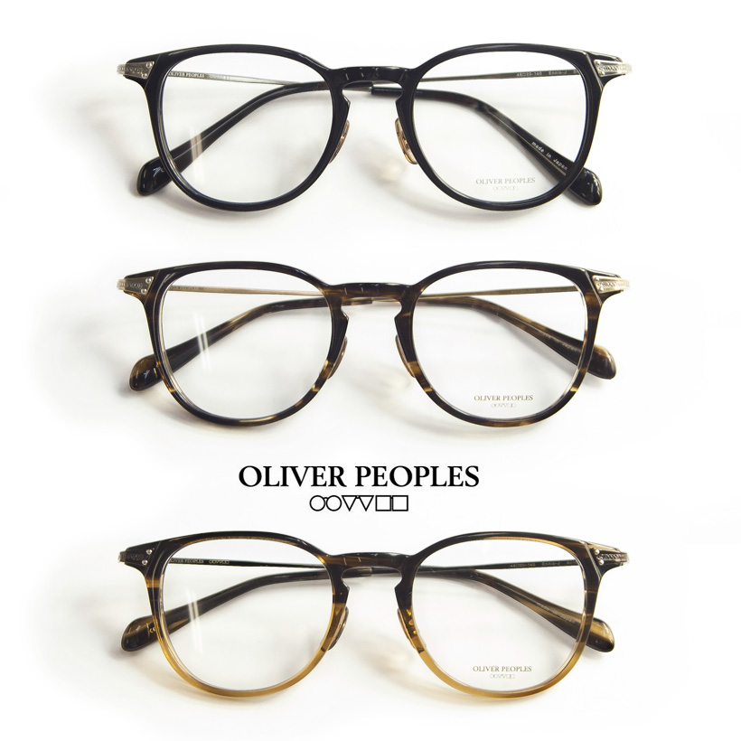 The Perfect Celeb Inspired Glasses for You!  Showcasing Oliver Peoples.