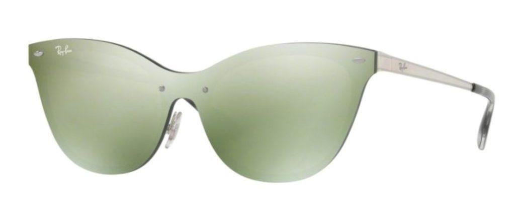 sunglasses face shape cat eye