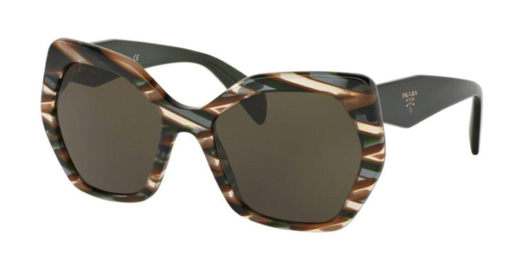 sunglasses geometric face shape